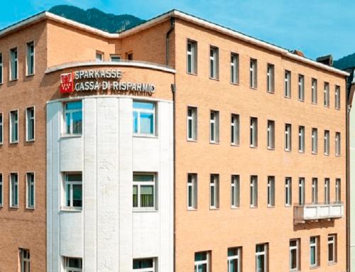 Sparkasse, prima banca per interventi anti Covid-19 e utilizzo di tecnologie all'avanguardia per la riduzione e prevenzione da rischio di contagio