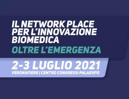 Innovabiomed: al network place dell'innovazione biomedica ci saremo anche noi